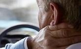 Nekpijn na verkeersongeval